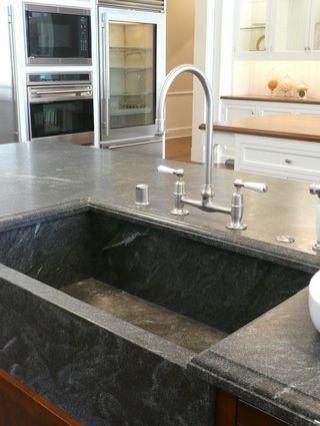 Naturstein küche  Küchen Design, Stein, Naturstein, Stein, edel, Küche, Luxus